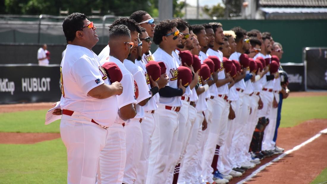 Venezuela anthem