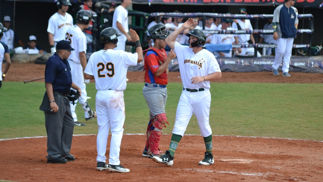 Jordan McArdle's 3-run homer was the key play of the game