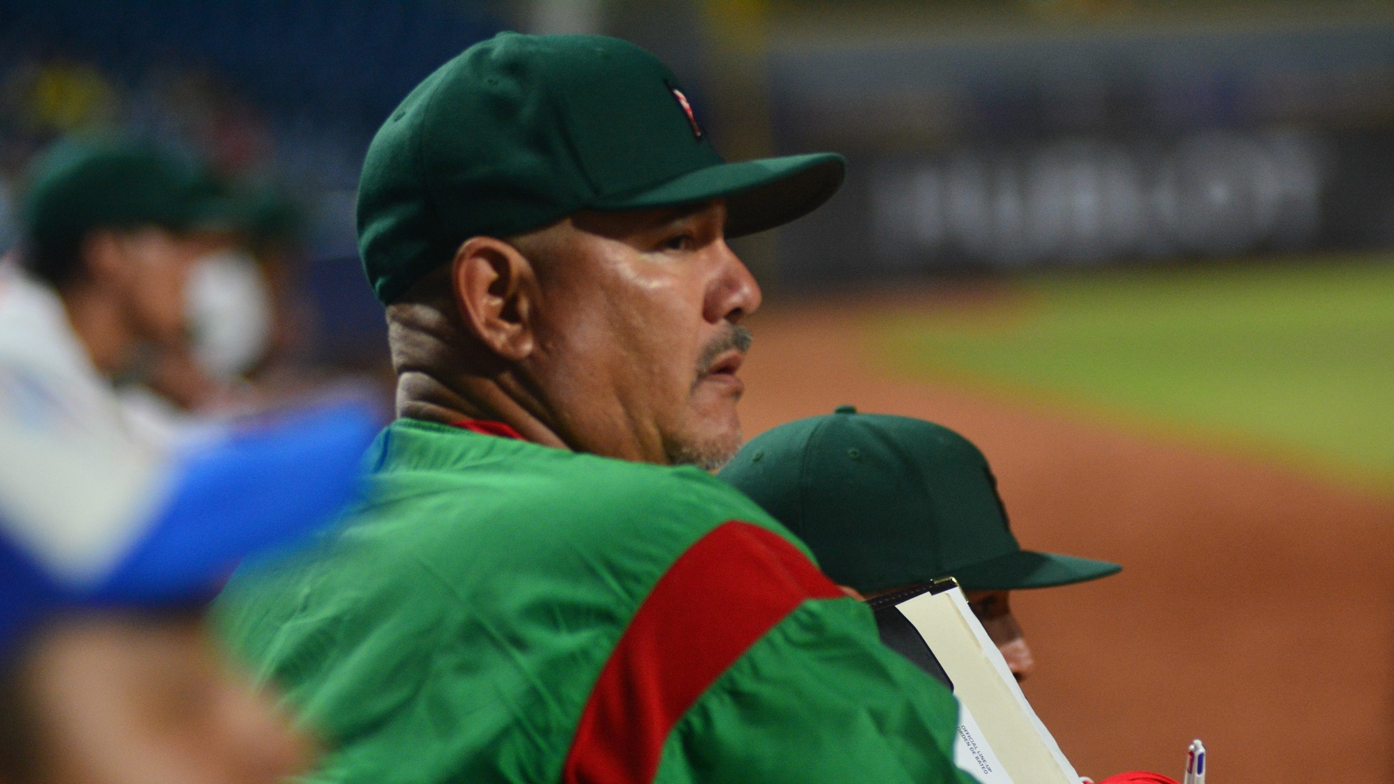 Josè 'Che' Reyes is the manager of Mexico