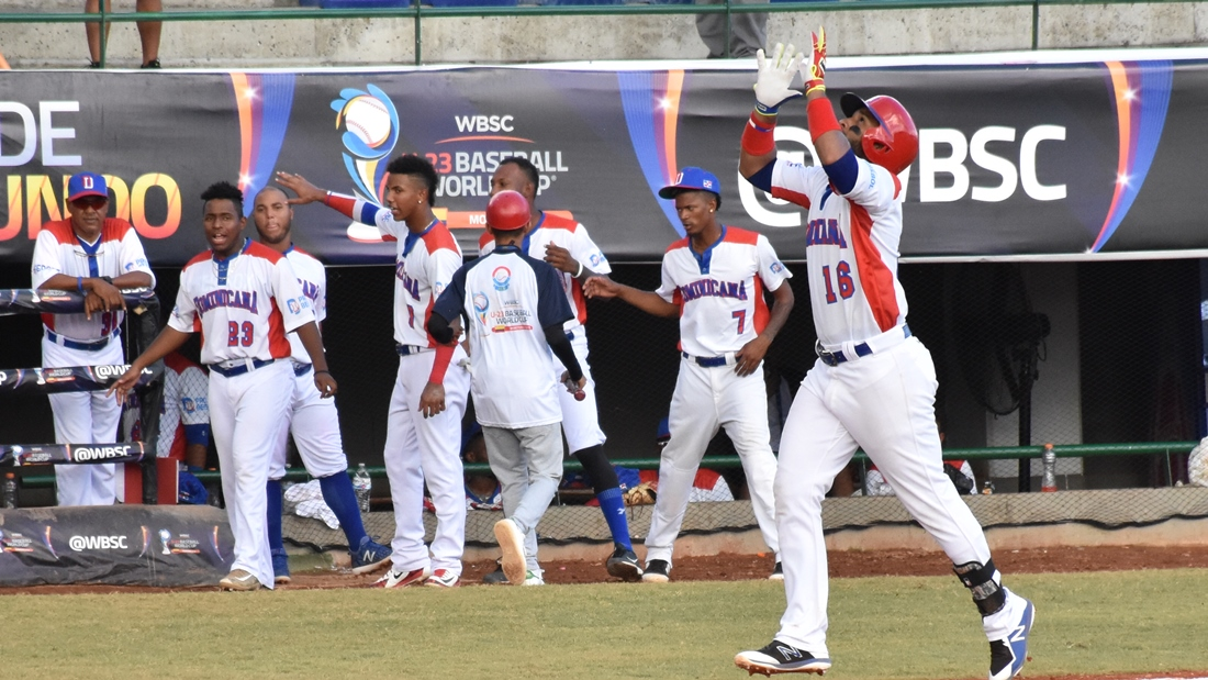 Wendell Rijo homered in the second inning