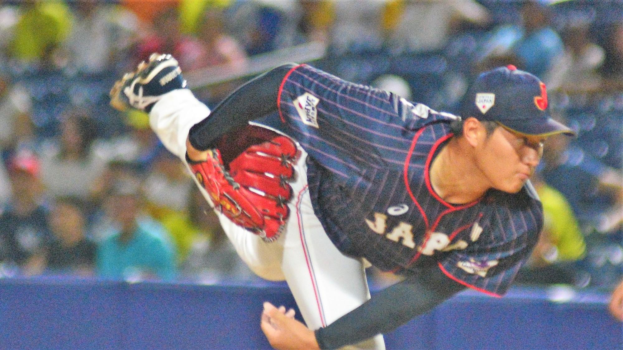 Naruki Terashima picked the win for Japan