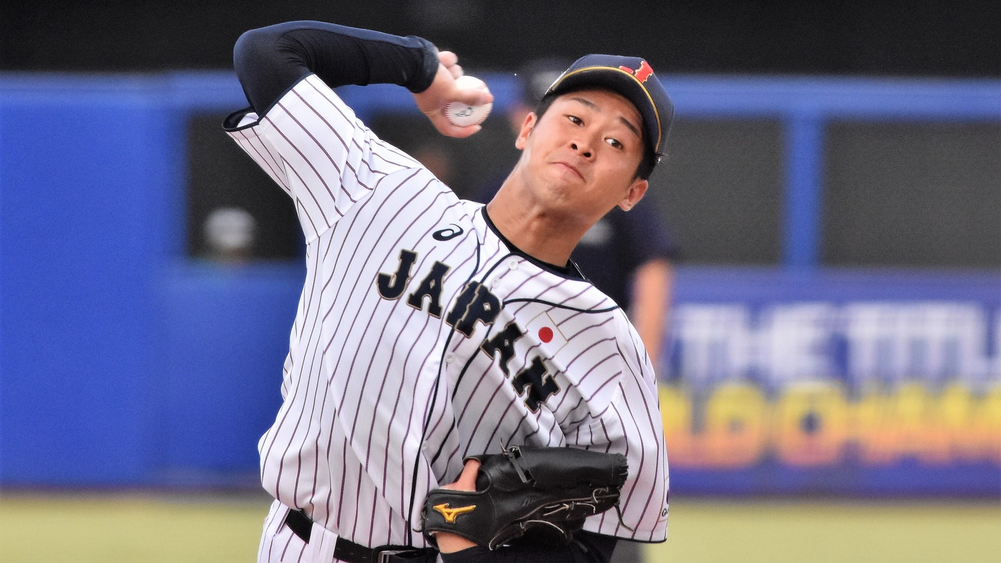 Atsuki Taneichi was off a rough start, then went eight innings and 117 pitches