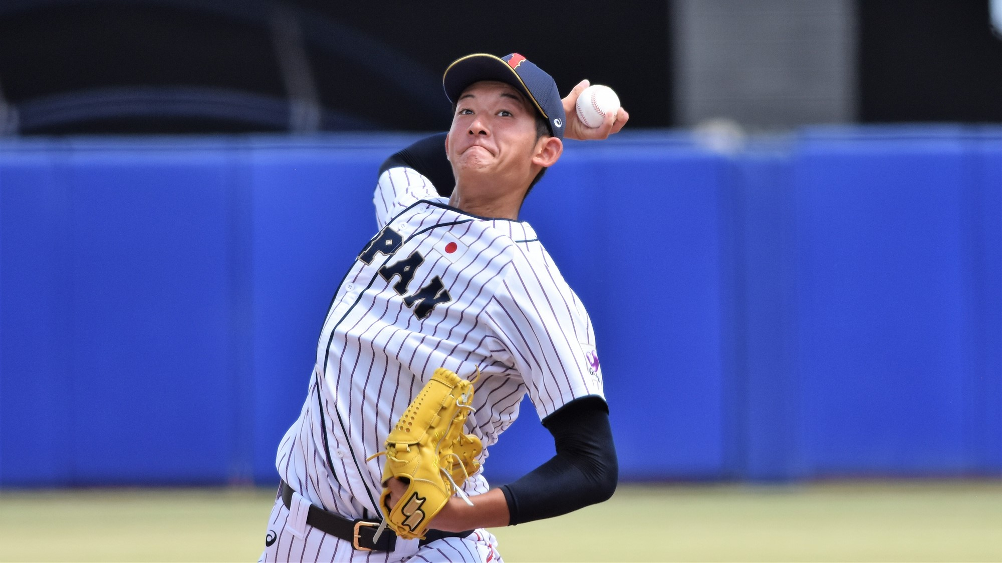 Kosuke Sakaguchi went seven innings and allowed only three hits