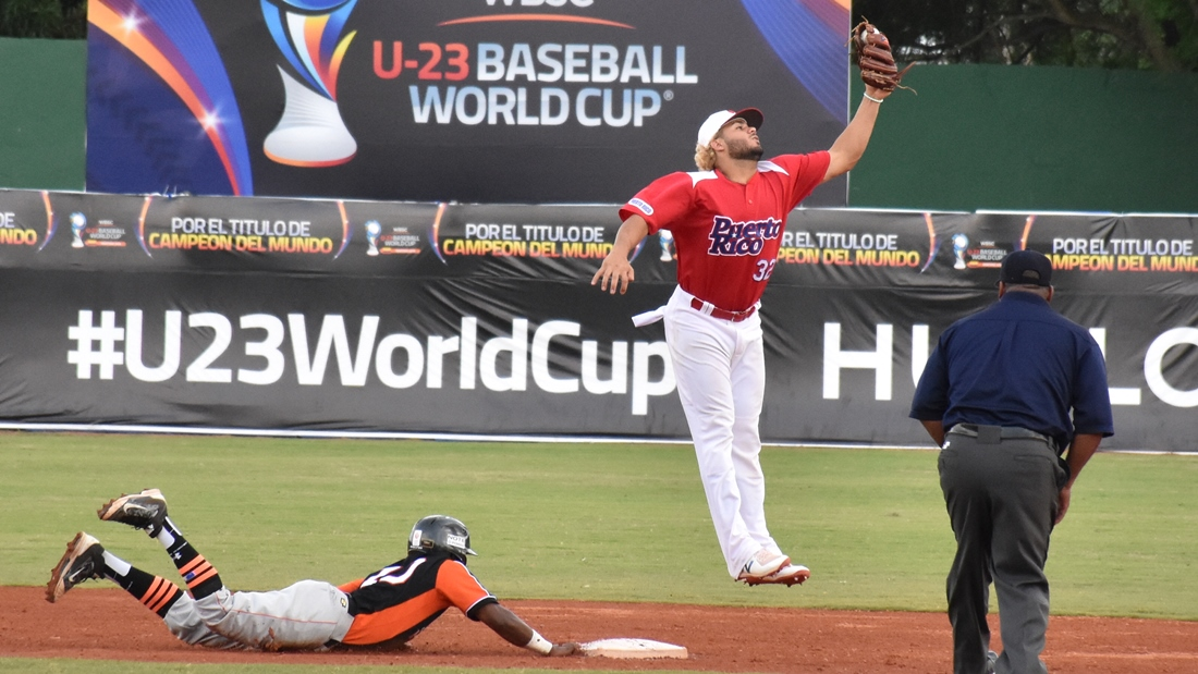 Puerto Rico clinched the eighth place in the tournament