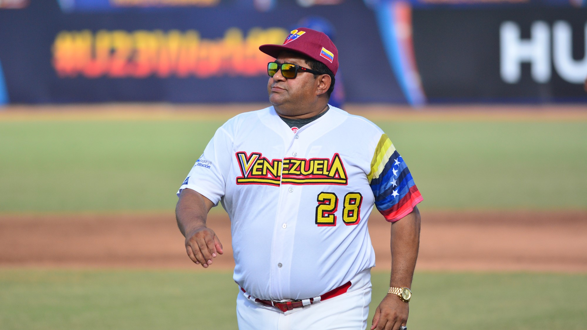 Carlos Moya, Venezuela's manager