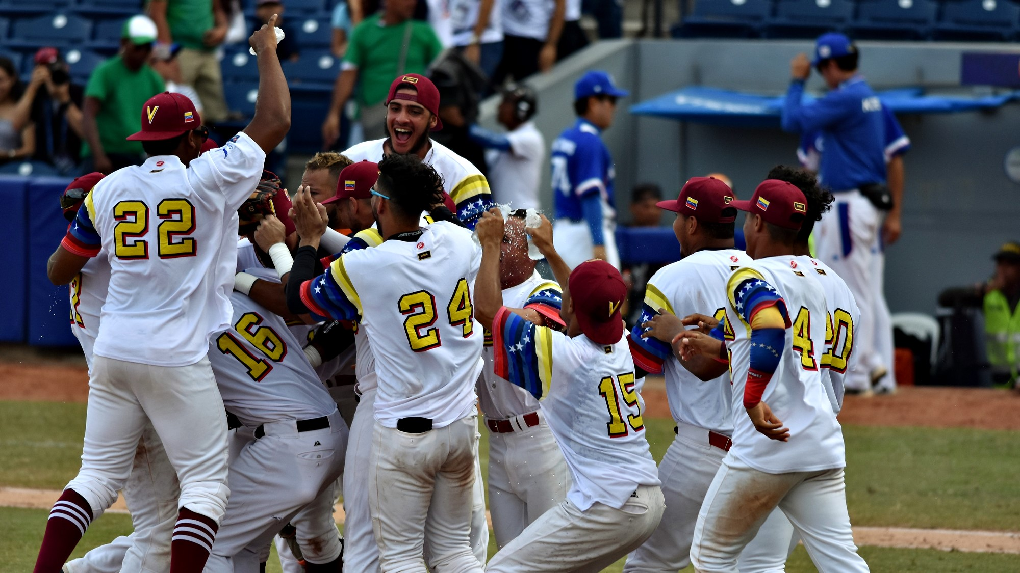 Venezuela earns a historical bronze medal in the U-23 Baseball World Cup