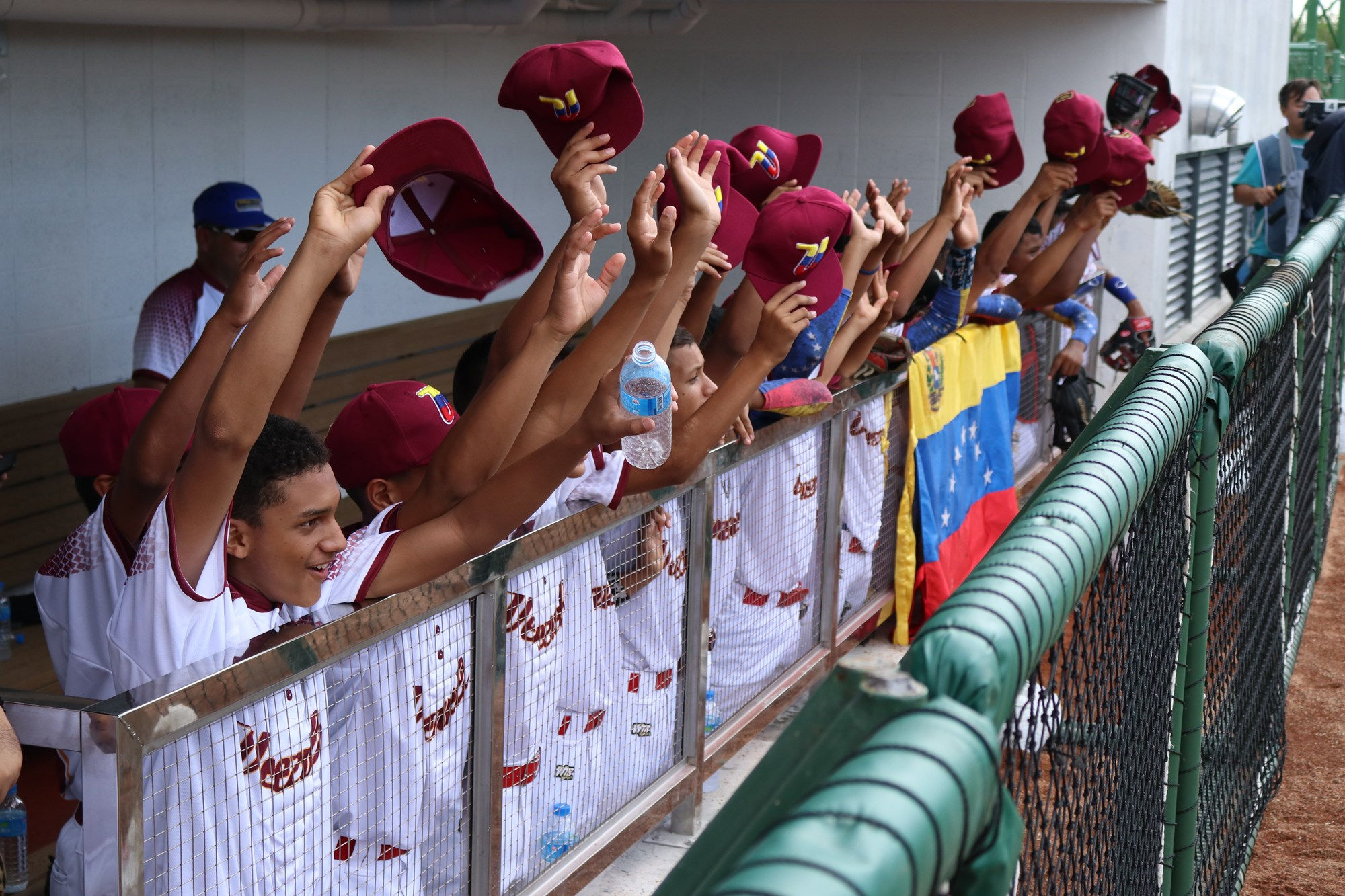 Venezuela ready for the game