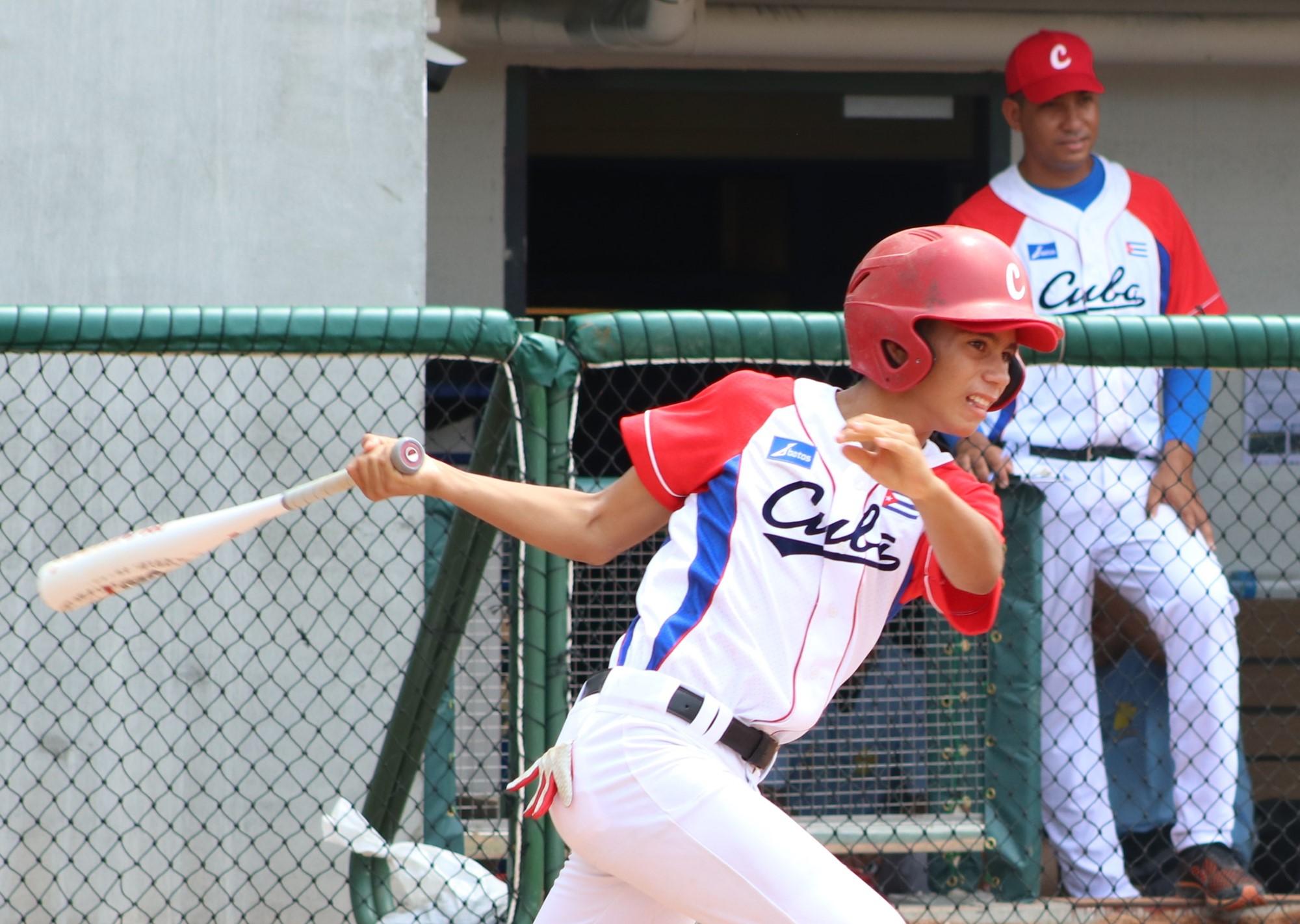 Cuba's bats made the rest