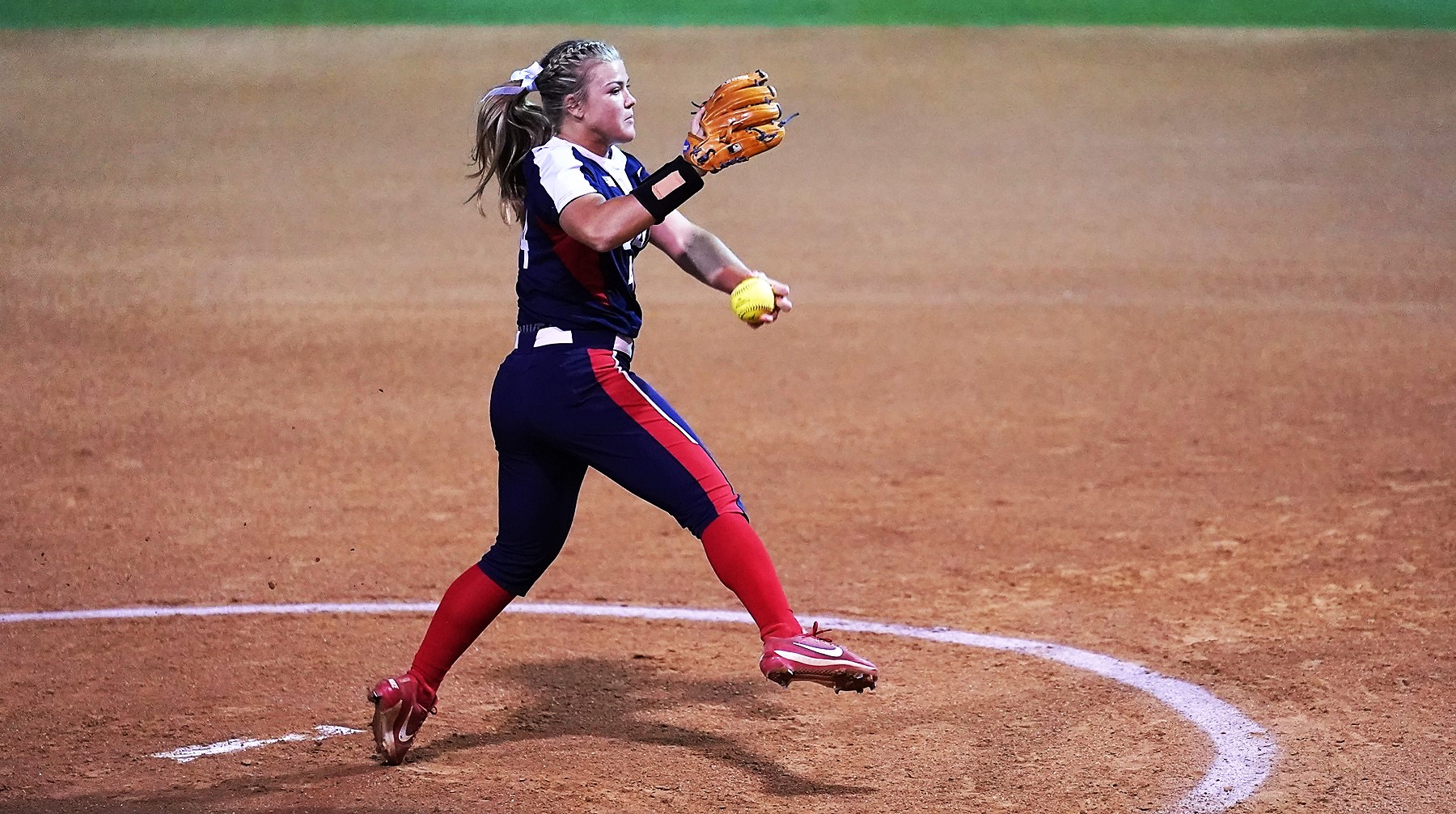 Two USA pitchers manufactured one more shut-out win