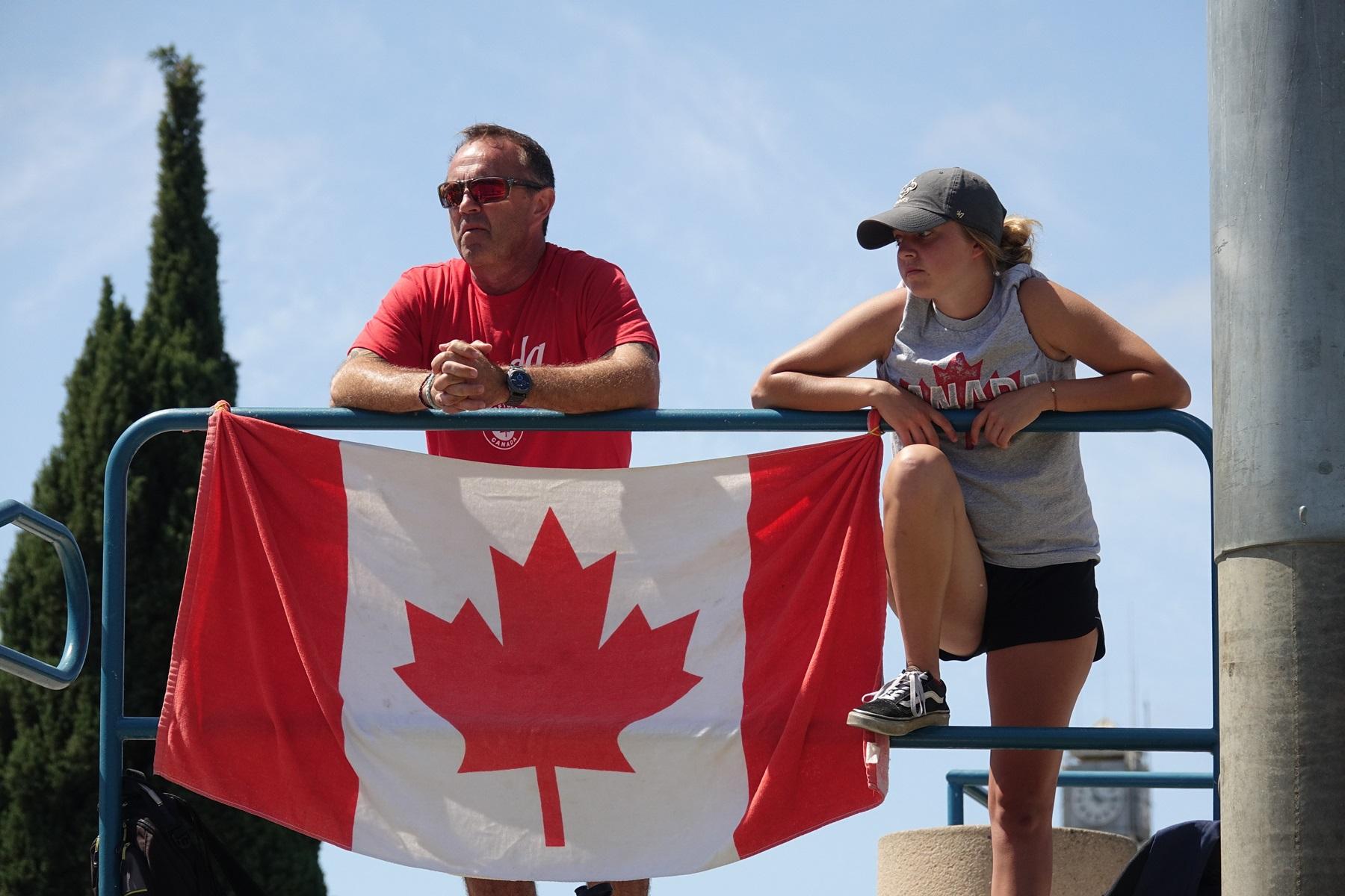 Canada fans ready