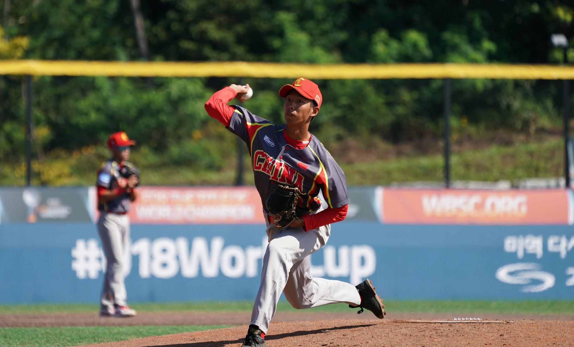 Chinese starter Xie Shije couldn't stop Canada