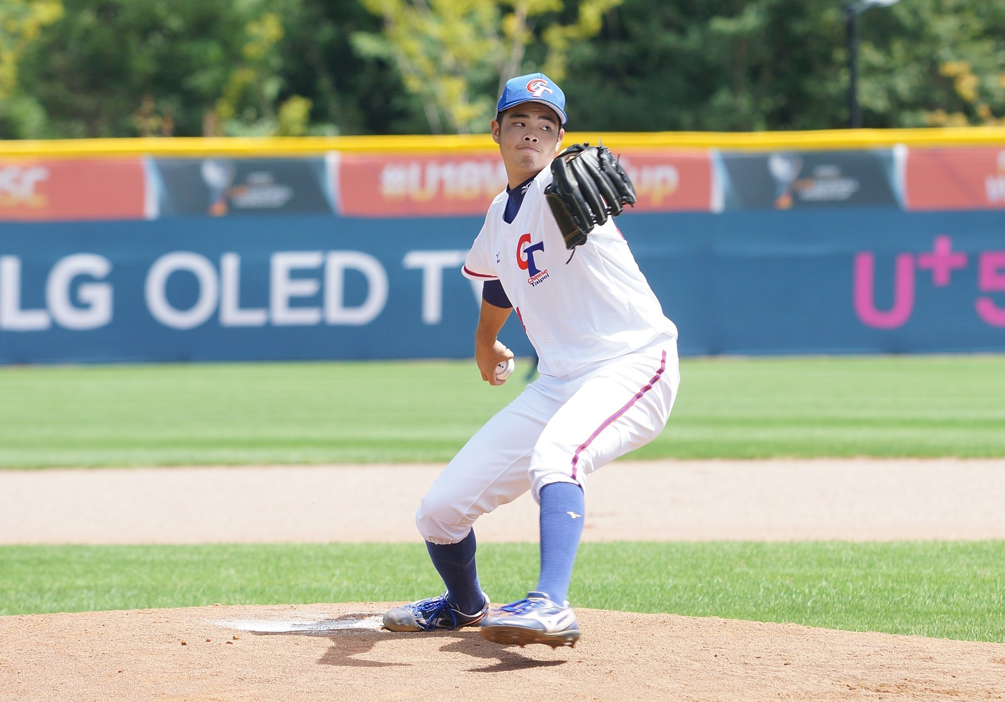 Chen Po Yu gave Chinese Taipei a real chance to win