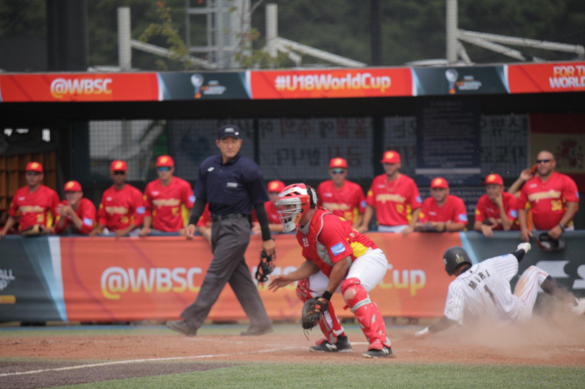 Mori scoring for Japan