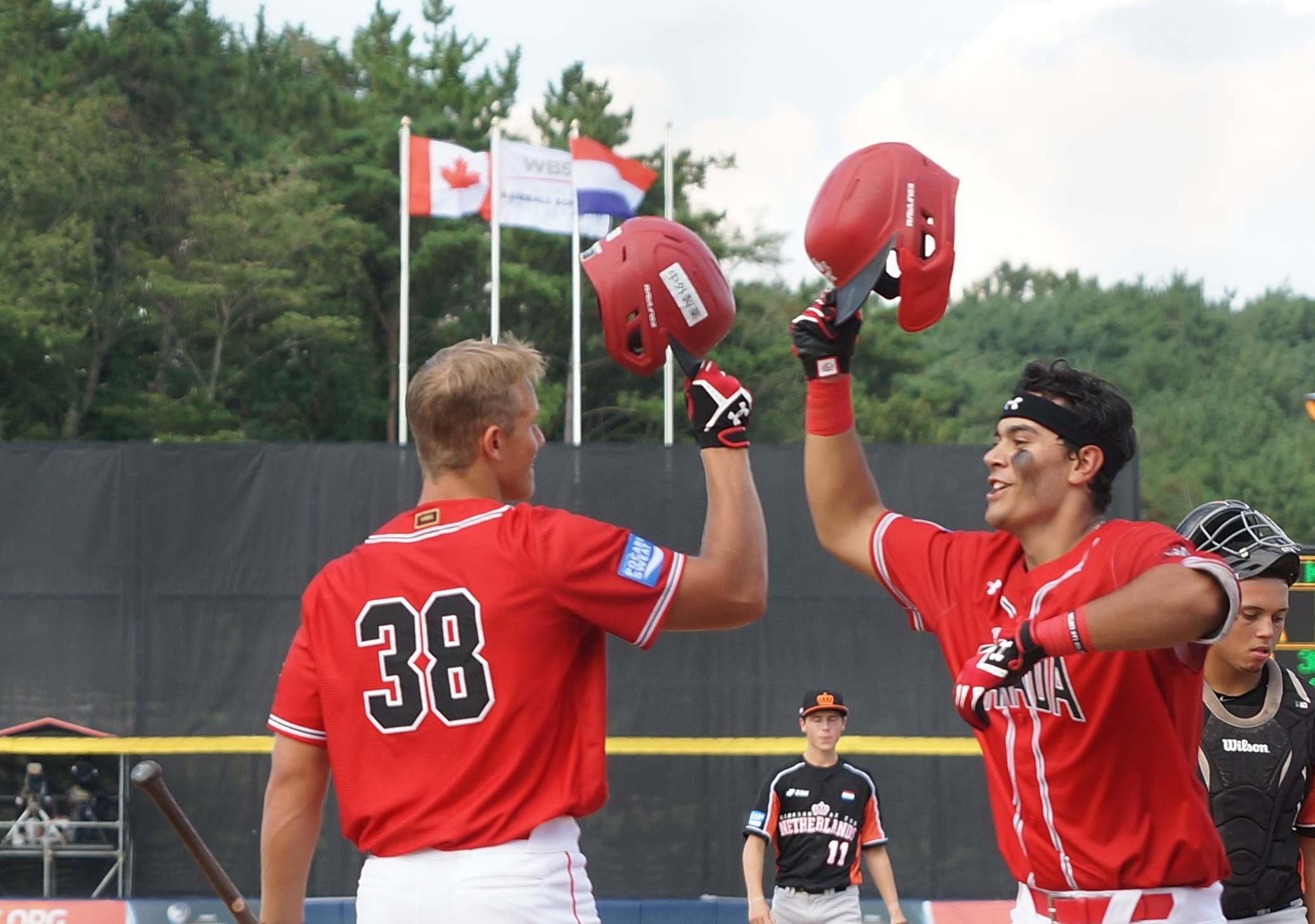 Canada has his own 'Bash Brothers'