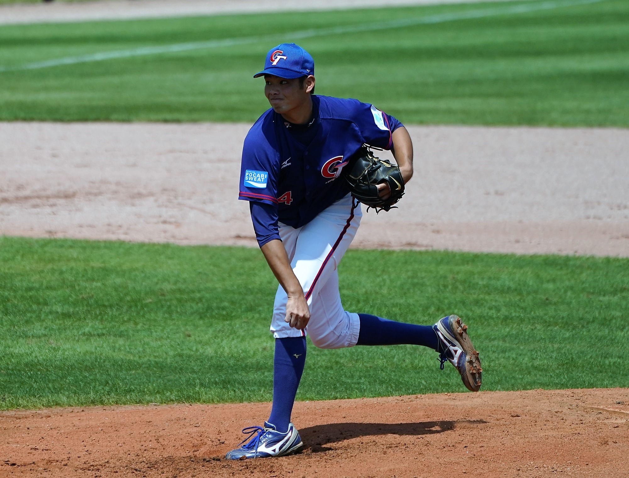 Chen Po Yu gave his National Team six strong innings
