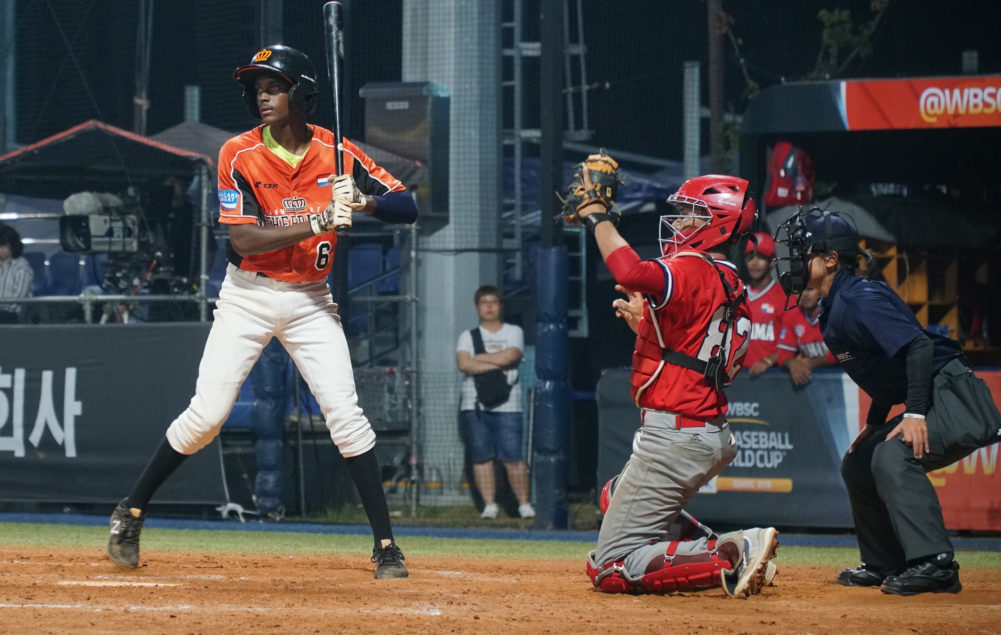 The Netherlands came from behind to win it on a solo home run