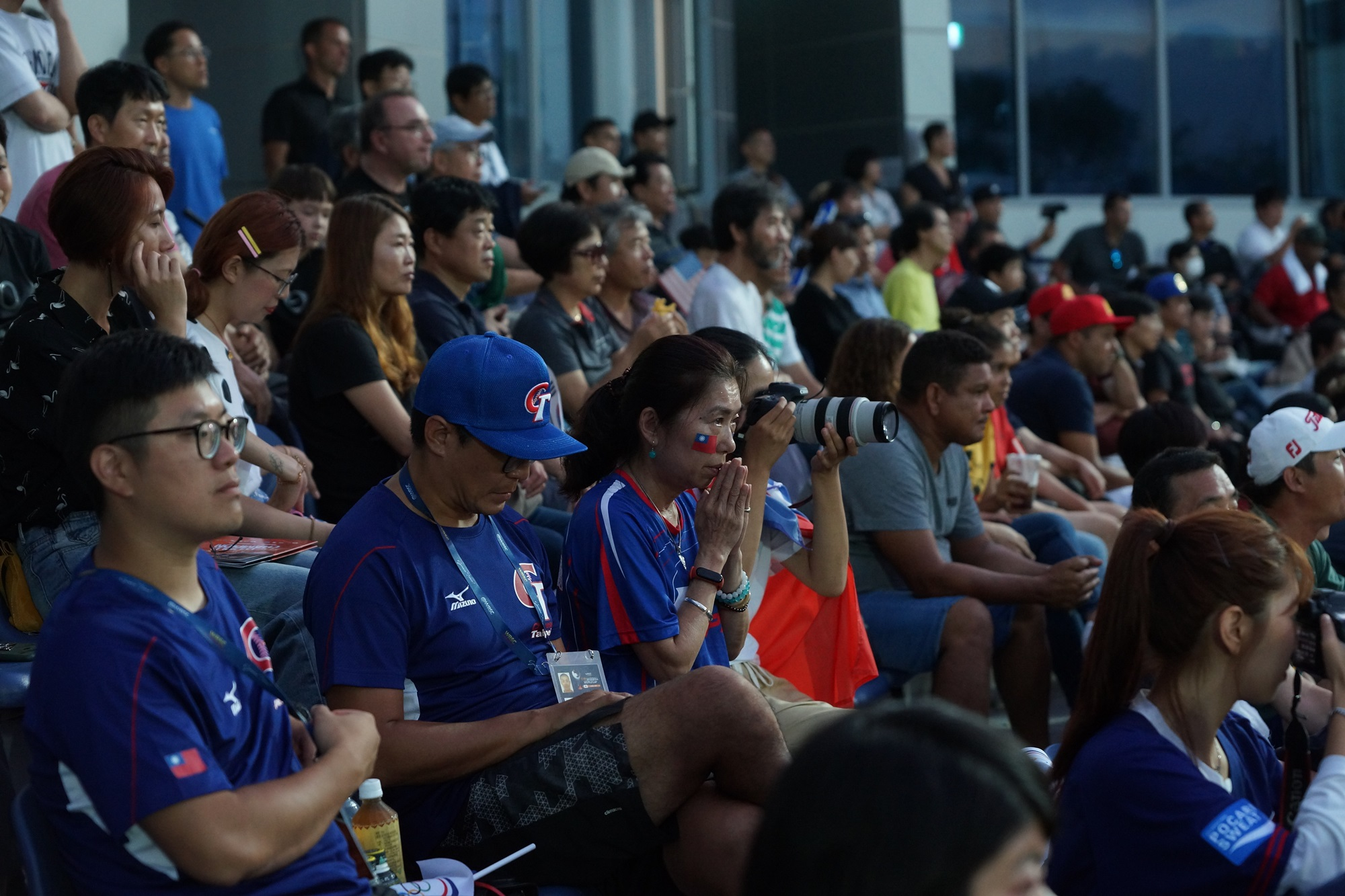 Chinese Taipei fans
