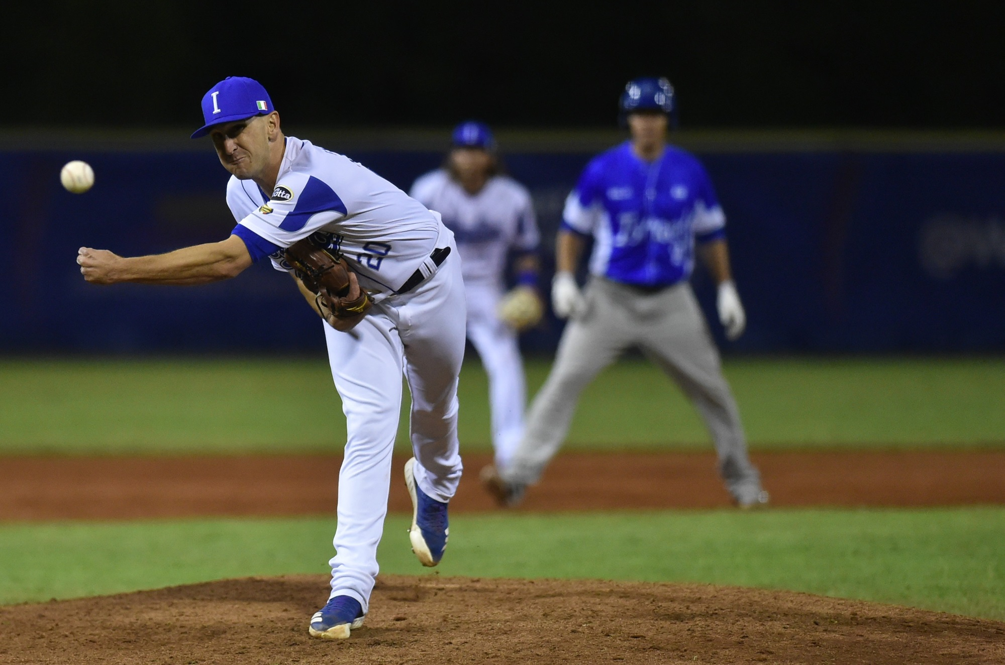 Venditte could not stop Israel