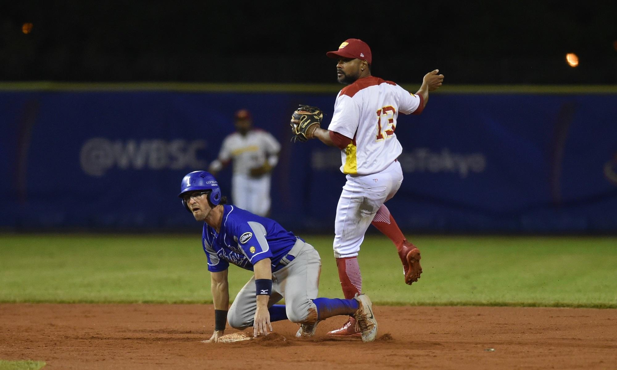 Spain won the one-run game