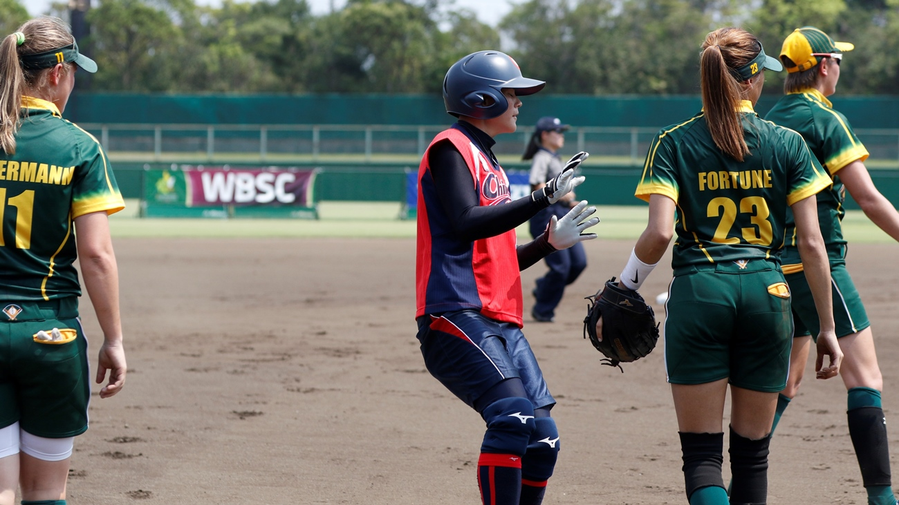 Chinese Taipei outscored South Africa