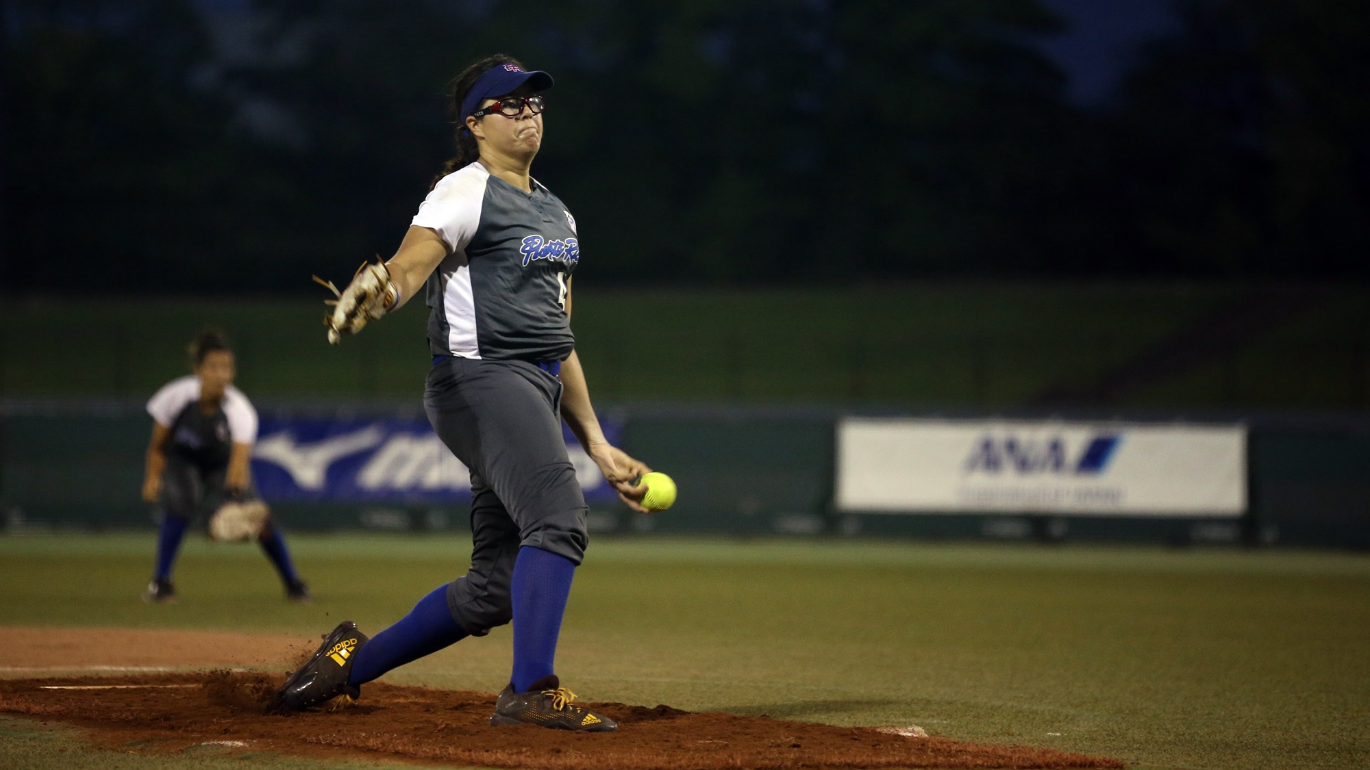 Jamee Juarez pitched a no hitter against Philippines