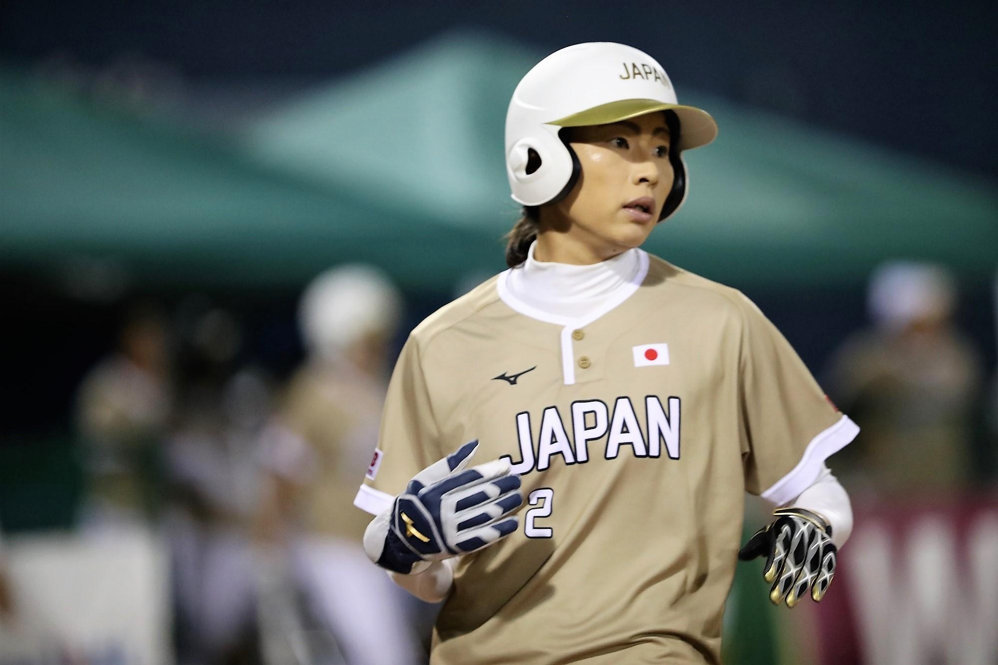 Saki Yamazaki, speed and power
