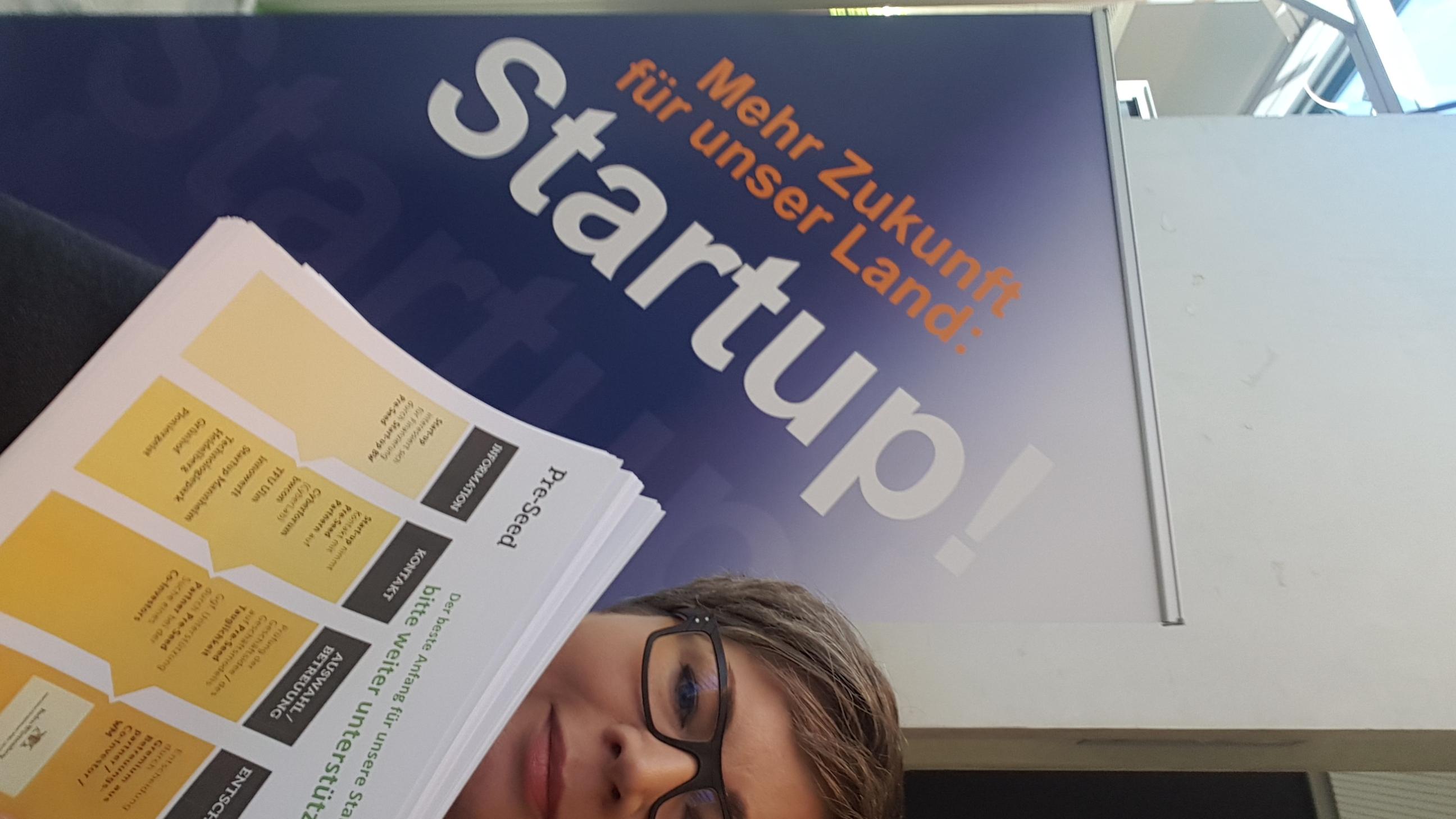 Verband der Technologie- und Gründerzentren Baden-Württemberg beim Landesparteitag der Grünen in Böblingen