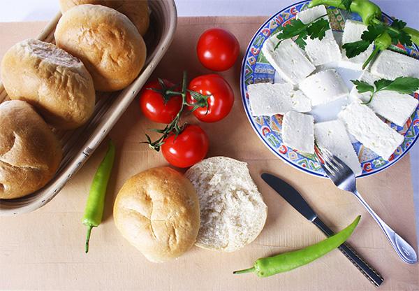 Bäckerei Karahan Brötchen