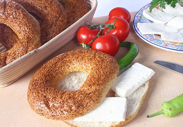Bäckerei Karahan Sesamring