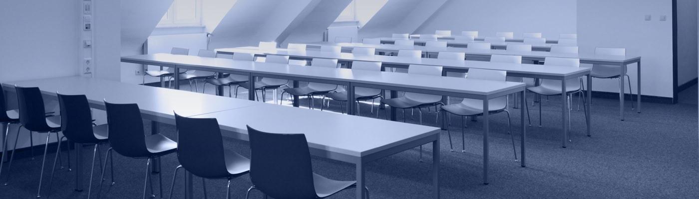 Seminarraum, Konferenzraum