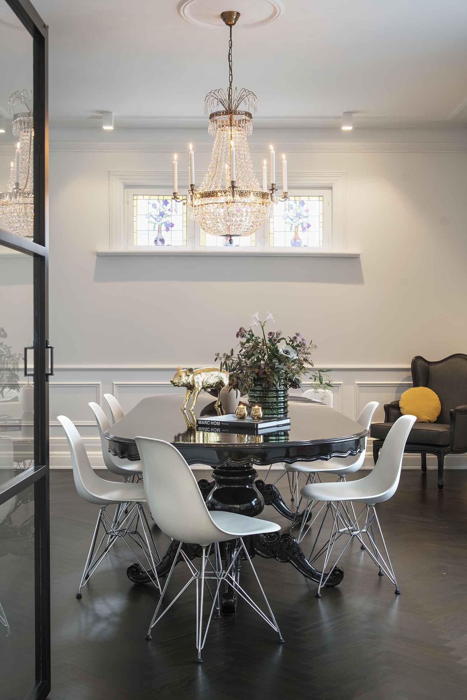 interiør, interiørarkitektur, ramsoskar, ramsøskar, spisestue, hjem, koselig