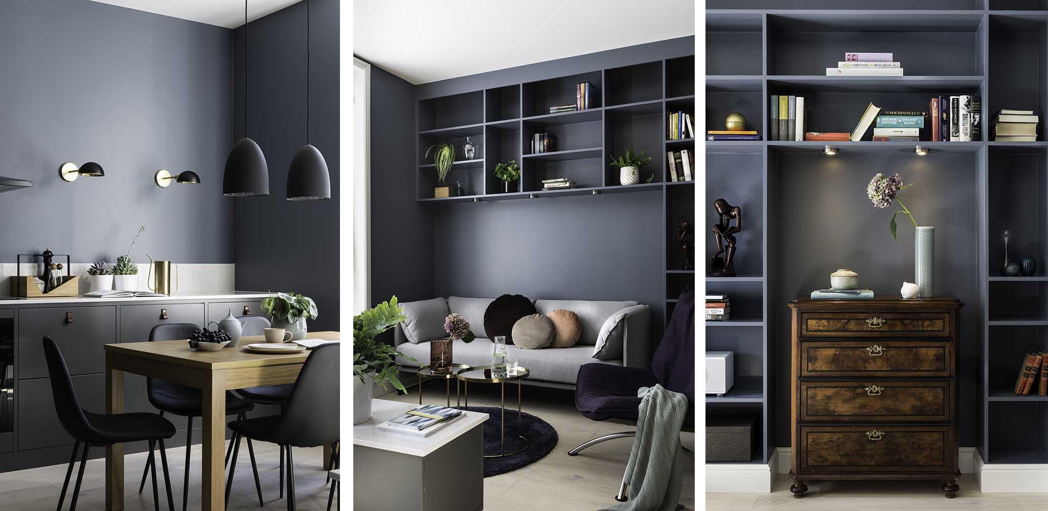 interiør, styling, ramsoskar