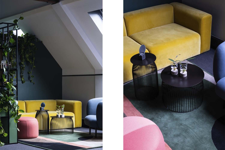 kontor, lounge, interiørarkitektur, interiør, design