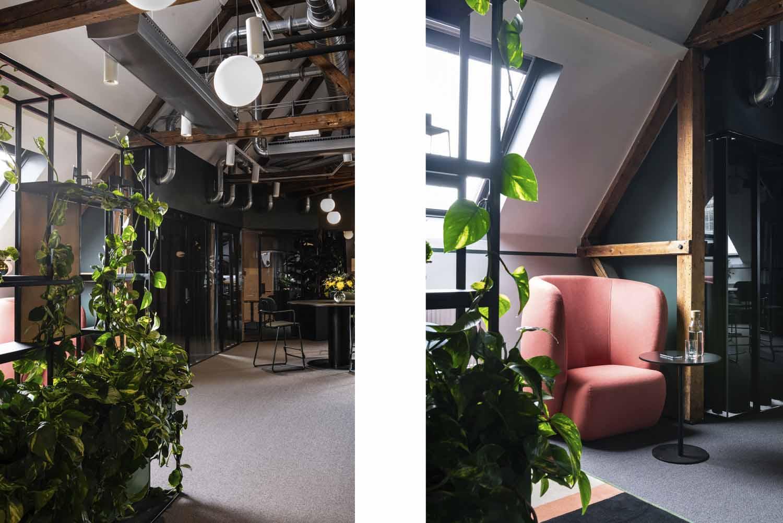 interiør, interiørarkitektur, design, kontor, kontorlandskap