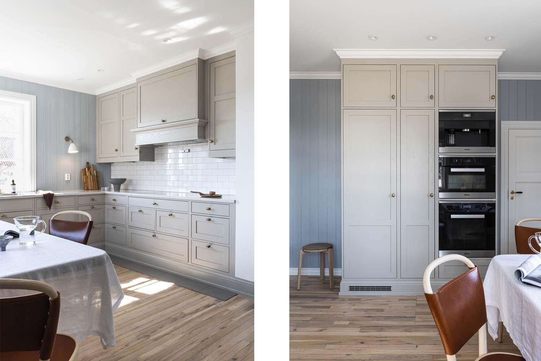 interiørarkitekt smart løsning kjøkken