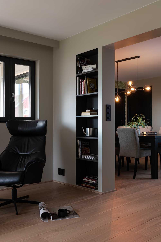 bolig smarte løsninger stue