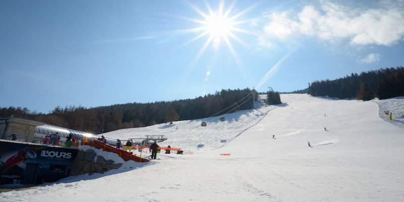 Veysonnaz, the mythical 4 Valleys - Veysonnaz 4 Valleys Swiss