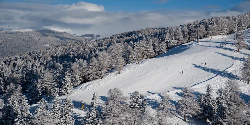 Ski resort 4 Vallées - Veysonnaz 4 Valleys Swiss