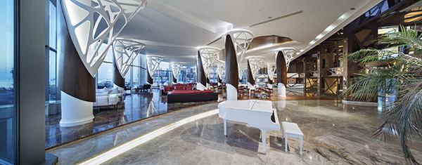 Nuh'un Gemisi Deluxe Hotel & SPA100