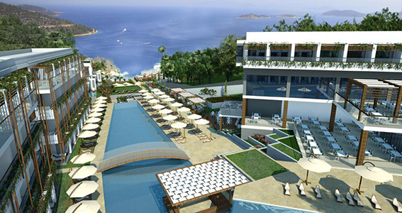 Thor Luxury Hotel & Villas196