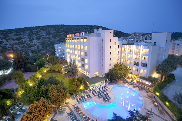 Marbel Hotel384