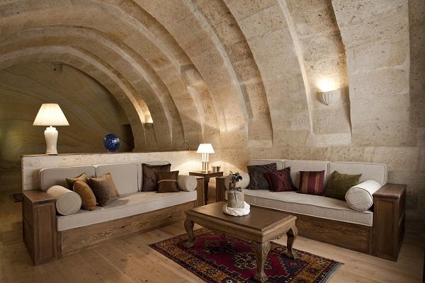 Buyuk Kemer Cave Suite