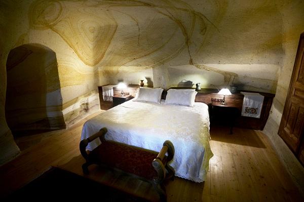 Sarı Cave Suite