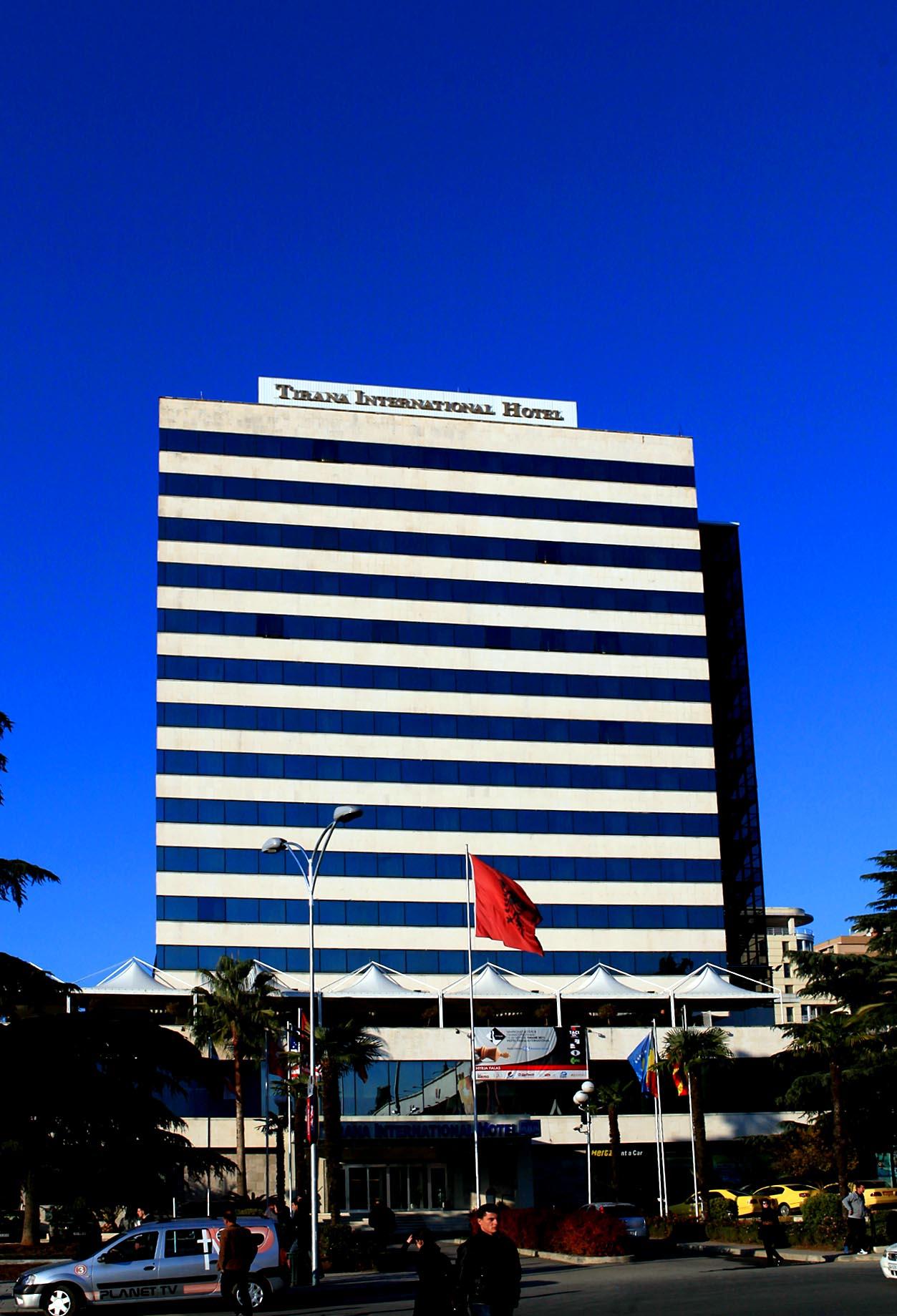 Tirana International Hotel & Conference 1733