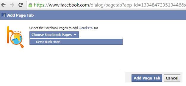 Ers Facebook Sayfasını Ekleme