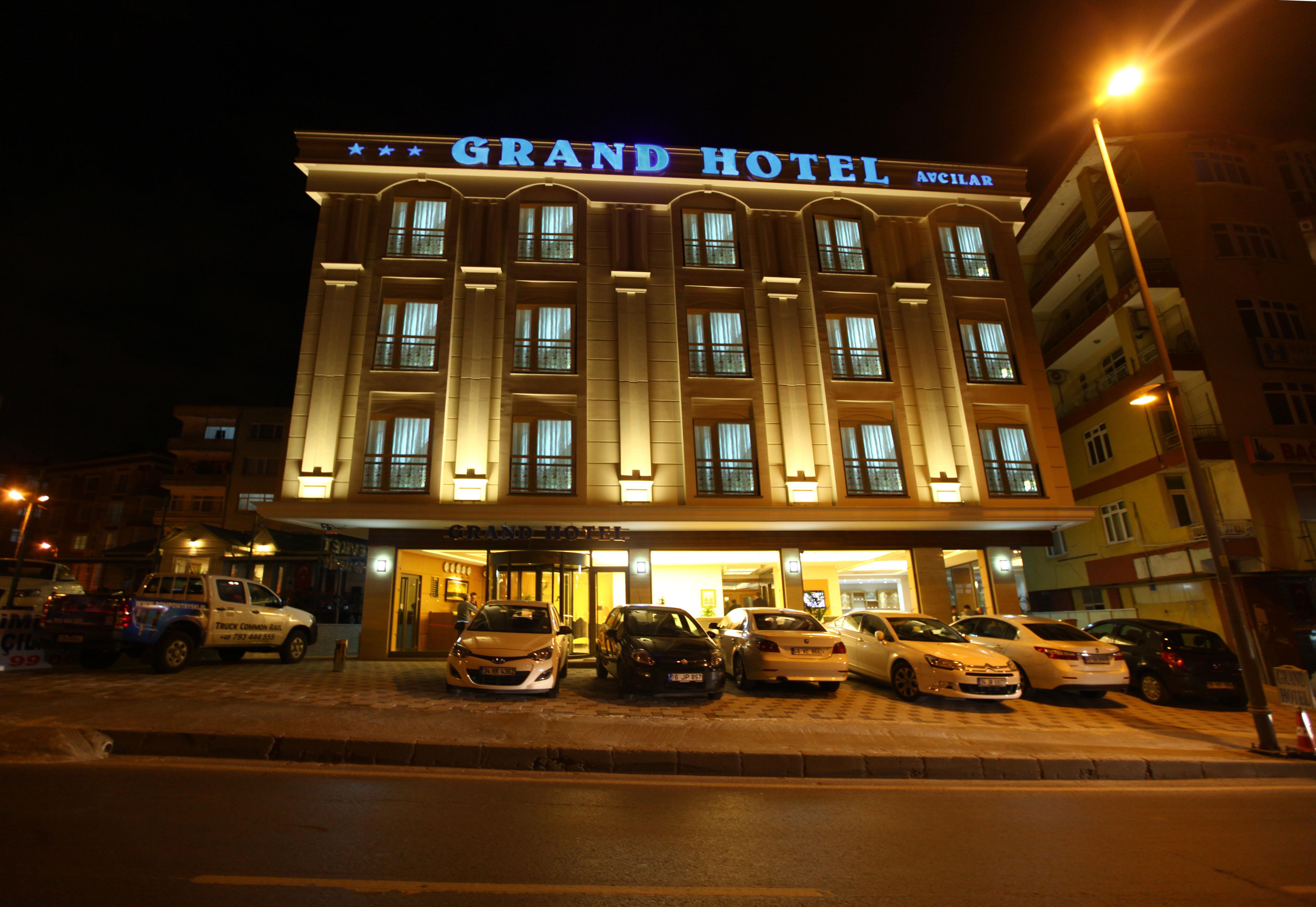 GRAND HOTEL AVCILAR8104