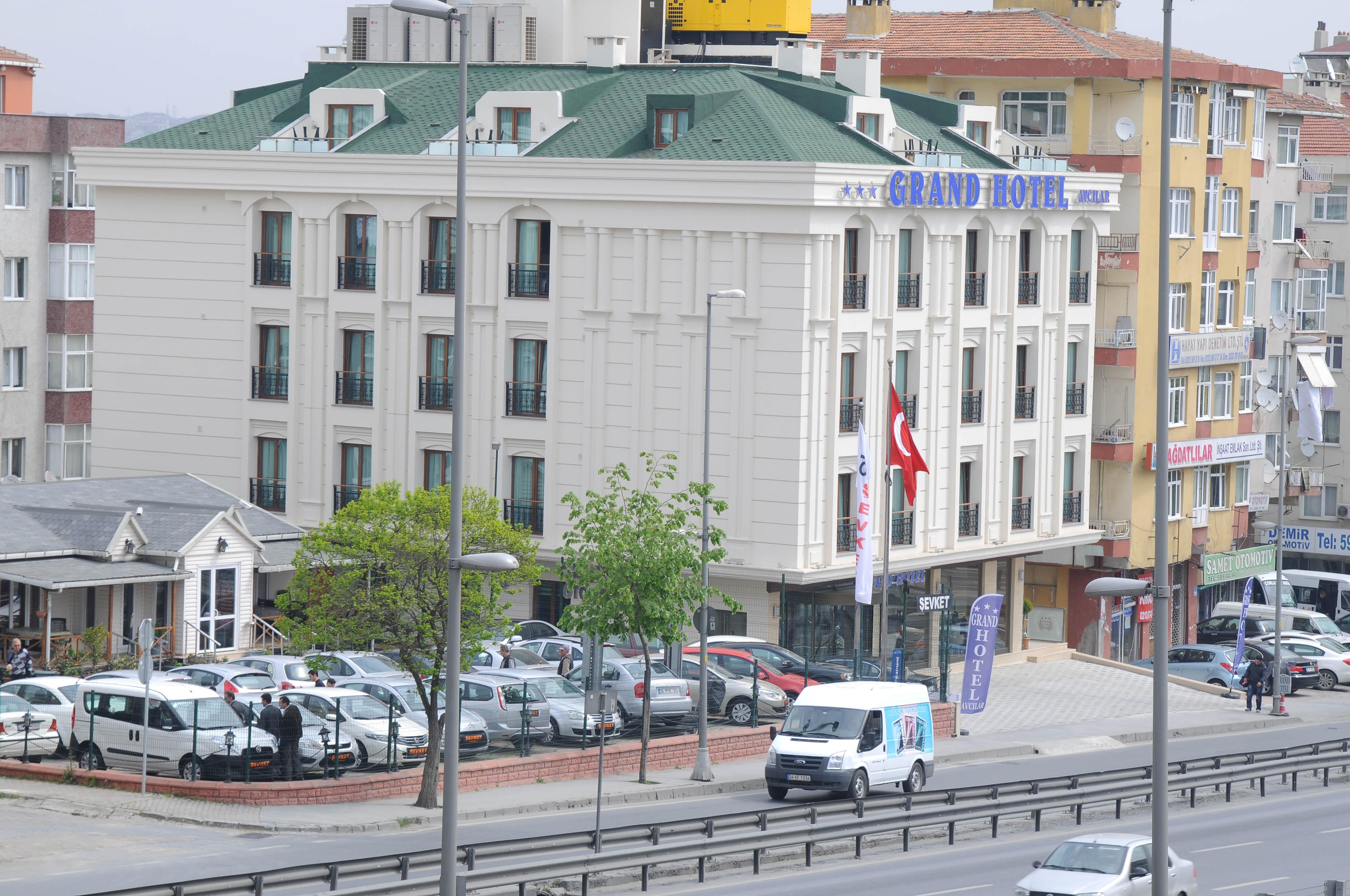 GRAND HOTEL AVCILAR8105