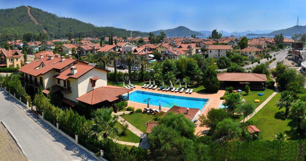 Efe Hotel Göcek10752
