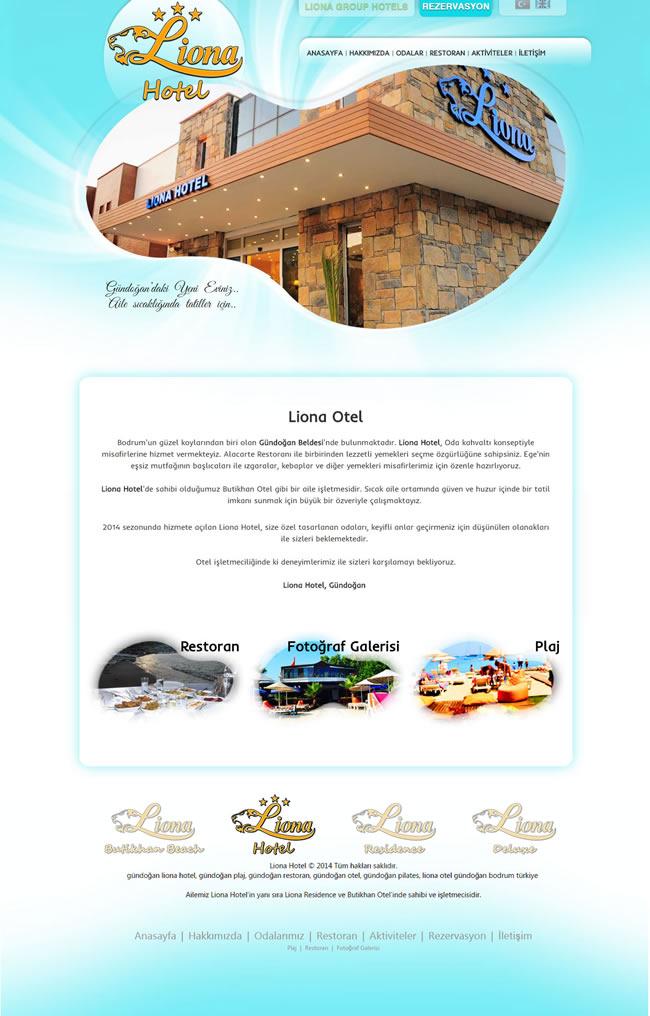 Ers Referanslarımız Liona Hotel