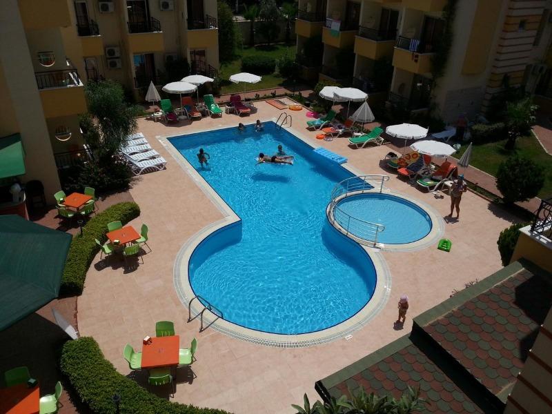 SİDE ROSE HOTEL15557